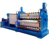 LK-Y1400型液压金属压花机