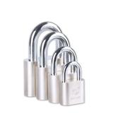 名高30mm大圆角挂锁防盗锁超B级小挂锁仿不锈钢挂锁防水防锈通开