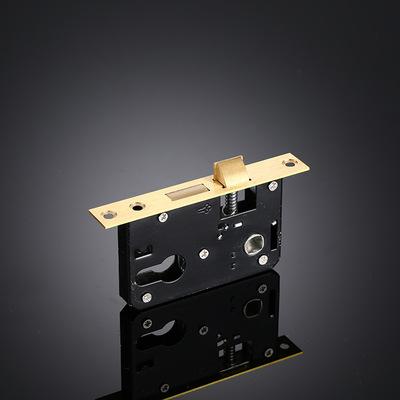 锁具厂家批发 全铜锁体锁芯订做小50铜锁芯 5040锁芯锁具配件定制