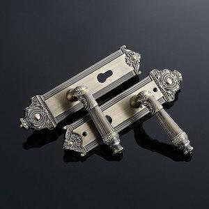厂家直销 执手锁 执手门锁 锌合金门把手 欧式执手锁 款式精美