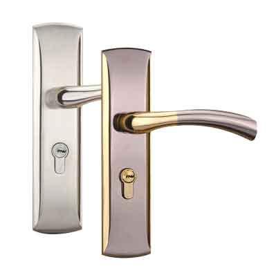 室内门锁欧式木门卧室门锁简约房门锁门锁五金门锁厂家批发把手锁